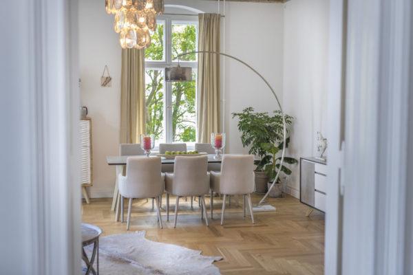 Innenarchitektur Wohnzimmer - Stilschmiede Susanne Loeffler